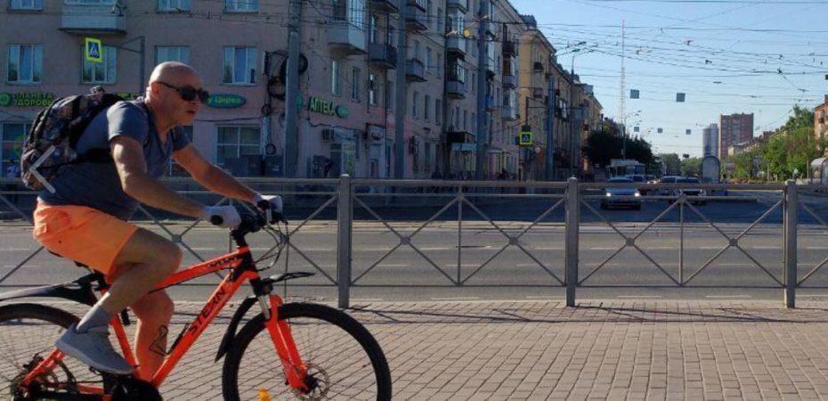 Уровень велосипедизации в городе Перми