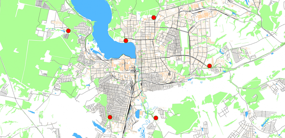 Завершен первый этап работ по разработке документа планирования регулярных перевозок в городе Ижевске