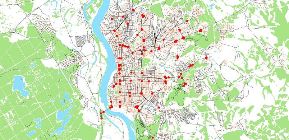 В Томске завершена разработка программы комплексного развития транспортной инфраструктуры