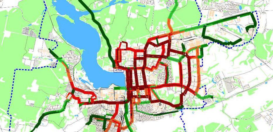 Специалисты Агентства РАДАР разработали документ планирования маршрутной сети города Ижевска