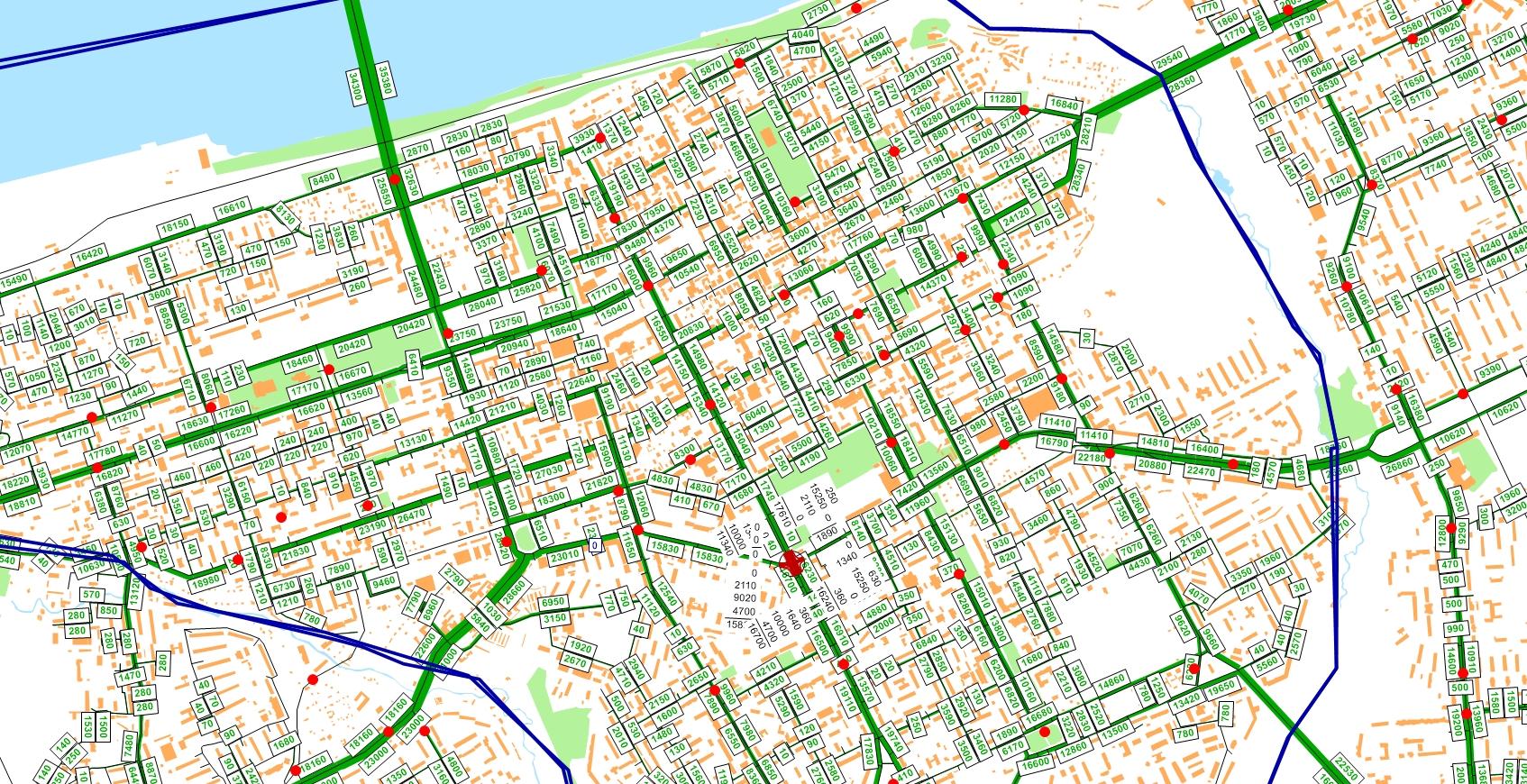 Решения в области транспортного планирования